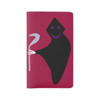 Cubierta del cuaderno de Halloween del parca Funda Para Libreta Y Libreta Grande Moleskine