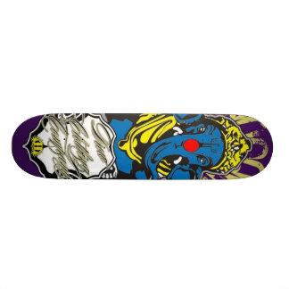 Cubierta del elefante de Drow Skate Board