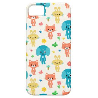 cubierta del gato/del perro iphone5 iPhone 5 Case-Mate protectores