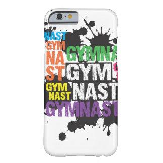 Cubierta del gimnasta funda de iPhone 6 barely there