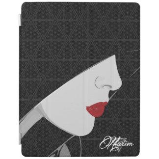 Cubierta del Harem del iPad 2/3/4 de la mujer y Cubierta De iPad