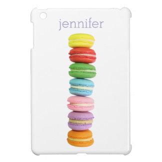 Cubierta del iPad de encargo de Macarons mini