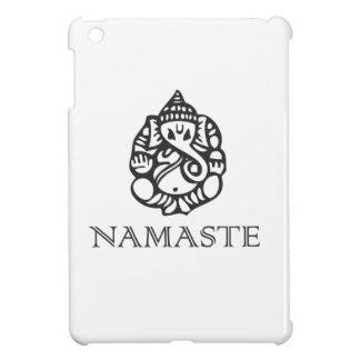Cubierta del iPad de Ganesh Namaste mini