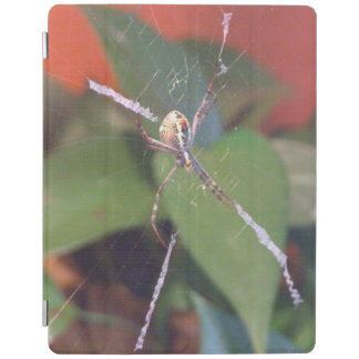 Cubierta del iPad de la araña del orbe Cubierta De iPad