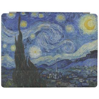 Cubierta del iPad de la noche estrellada Cubierta De iPad