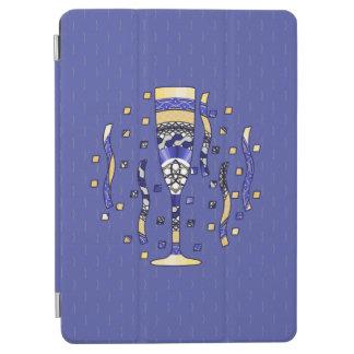 Cubierta del iPad de la tostada del Año Nuevo Cubierta De iPad Air