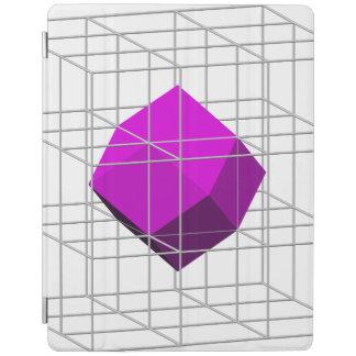 Cubierta del iPad de Rhombidodecahedron Cubierta De iPad