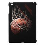 Cubierta del iPad del baloncesto mini