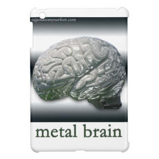 cubierta del iPad del cerebro del metal mini iPad Mini Carcasas