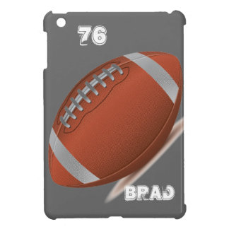 Cubierta del iPad del fútbol mini