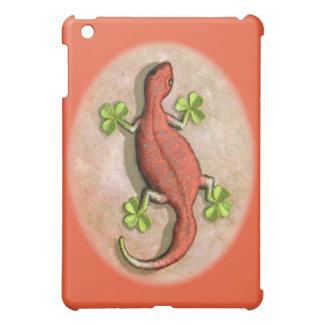 Cubierta del ipad del Gecko de St Patrick