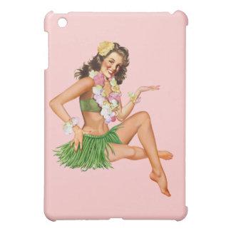 Cubierta del iPad del poster del Pin-para arriba d