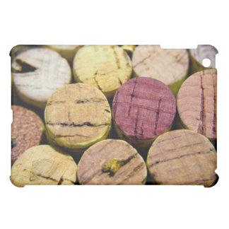 Cubierta del iPad del vino