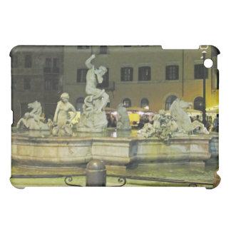cubierta del iPad - Italia - la plaza Navona en la