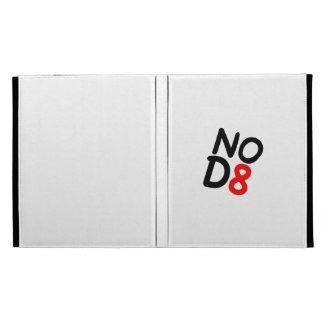 Cubierta del iPad NOD8