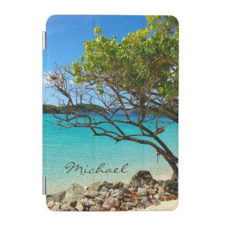 Cubierta del iPad tropical de St. John de la bahía Cubierta De iPad Mini