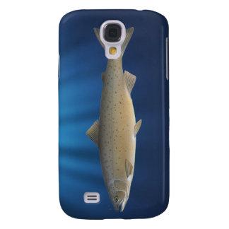 Cubierta del iPhone 3G de los salmones atlánticos Funda Para Galaxy S4