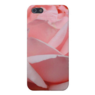 cubierta del iphone 4 - color de rosa rosado iPhone 5 protector