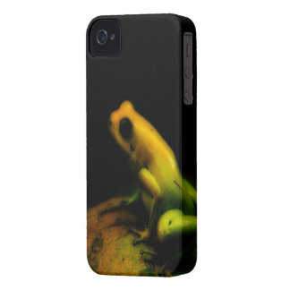 Cubierta del iPhone 4 de la rana iPhone 4 Cárcasas