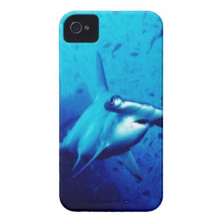 Cubierta del iPhone 4 del tiburón Case-Mate iPhone 4 Carcasas