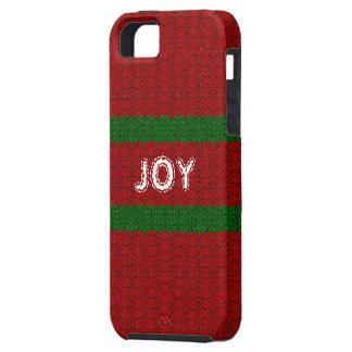 Cubierta del iphone 5 de la alegría de la mirada d iPhone 5 funda