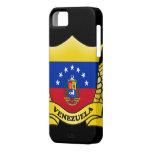 Cubierta del iPhone 5 de la bandera de Venezuela iPhone 5 Case-Mate Funda