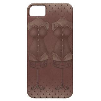 Cubierta del iPhone 5 de la forma del vestido de S iPhone 5 Case-Mate Funda