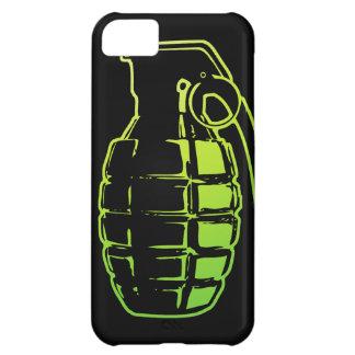 Cubierta del iPhone 5 de la granada de mano Funda Para iPhone 5C