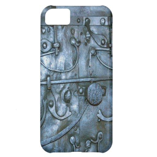 Cubierta del iPhone 5 de la impresión de la armadu Funda Para iPhone 5C