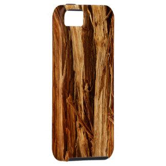 Cubierta del iPhone 5 de la mirada del cedro iPhone 5 Case-Mate Protectores