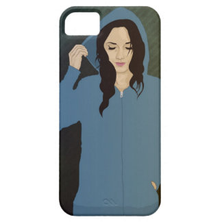 Cubierta del iPhone 5 de la sudadera con capucha Funda Para iPhone SE/5/5s