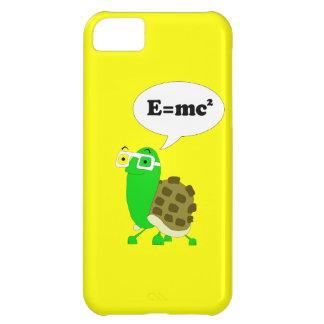 Cubierta del iPhone 5 de la tortuga del friki Carcasa iPhone 5C