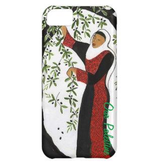 Cubierta del iphone 5 de Palestina