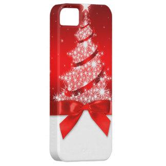Cubierta del iPhone 5 del árbol de navidad iPhone 5 Case-Mate Protectores