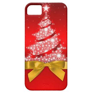 Cubierta del iPhone 5 del árbol de navidad iPhone 5 Funda