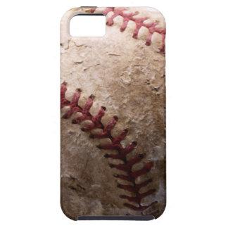 Cubierta del iPhone 5 del béisbol iPhone 5 Carcasa