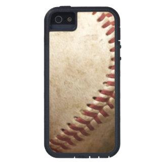 Cubierta del iPhone 5 del béisbol iPhone 5 Fundas