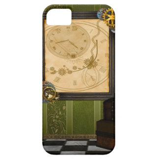 Cubierta del iPhone 5 del pedazo del tiempo de Funda Para iPhone SE/5/5s