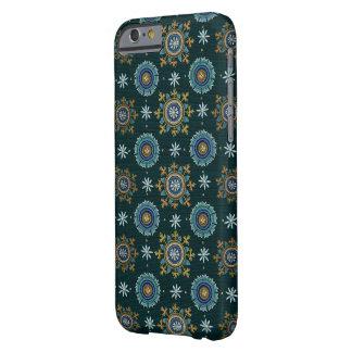 Cubierta del iphone 6/6s del imperio bizantino funda para iPhone 6 barely there