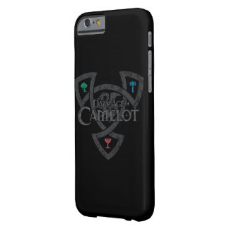 Cubierta del iPhone 6 de DAoC Funda Para iPhone 6 Barely There