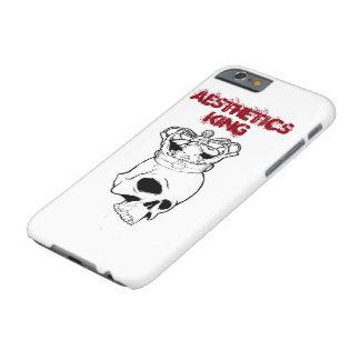 Cubierta del iPhone 6 del rey de la estética Funda De iPhone 6 Barely There