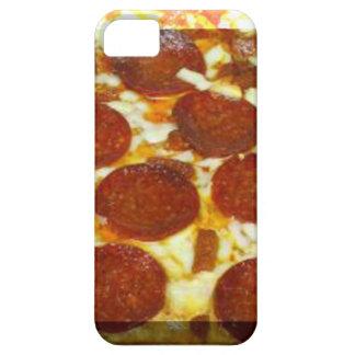 Cubierta del iphone cinco de la pizza de funda para iPhone SE/5/5s