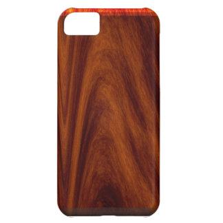 Cubierta del iphone cinco del diseño del palo de r funda iPhone 5C