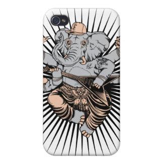 Cubierta del iPhone de Ganesh iPhone 4 Fundas