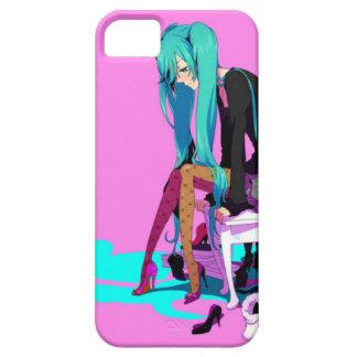 Cubierta del iphone de Hatsune Funda Para iPhone SE/5/5s