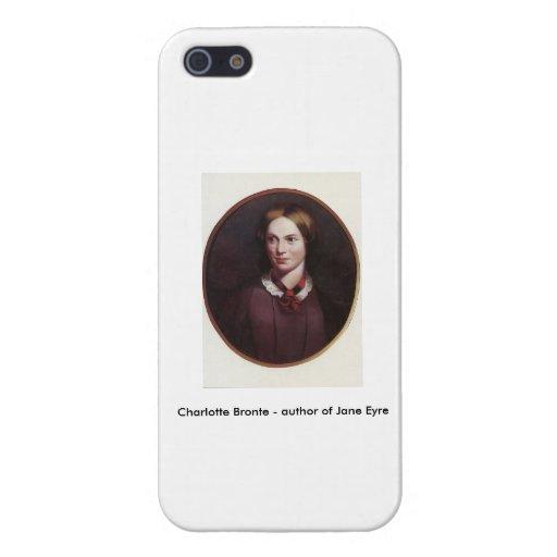 Cubierta del iPhone de Jane Eyre (Charlotte Bronte iPhone 5 Cobertura