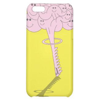 Cubierta del iPhone de la bomba del cerebro