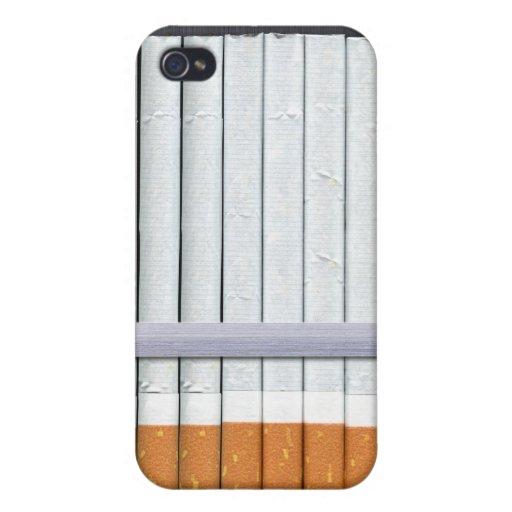 Cubierta del iphone de la caja de cigarrillo iPhone 4 funda