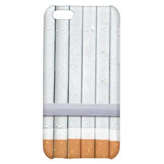 Cubierta del iphone de la caja de cigarrillo