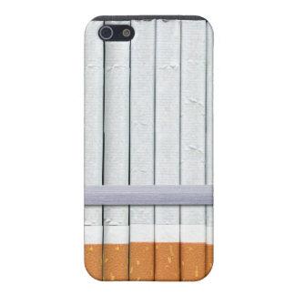 Cubierta del iphone de la caja de cigarrillo iPhone 5 cárcasas